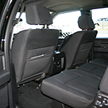 Luxury SUV Los Angeles limo Service