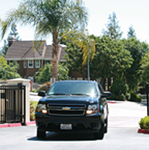 Luxury Sedan Los Angeles Limo service